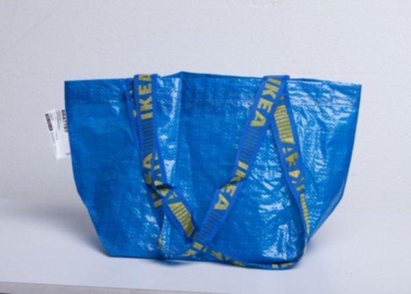 Ikea-Tasche - Klein (S) - Blau