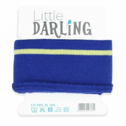 Bündchen Little Darling, blau