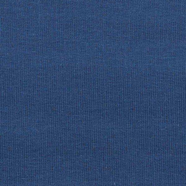 French Terry Uni aufgeraut - col. 892 admiralblau
