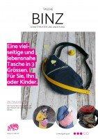 eBook Tasche BINZ - Schnittmuster & bebilderte Anleitung