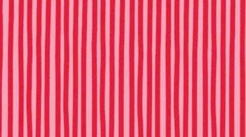 BW-Stoff Junge Linie Streifen rosa-dunkelrosa