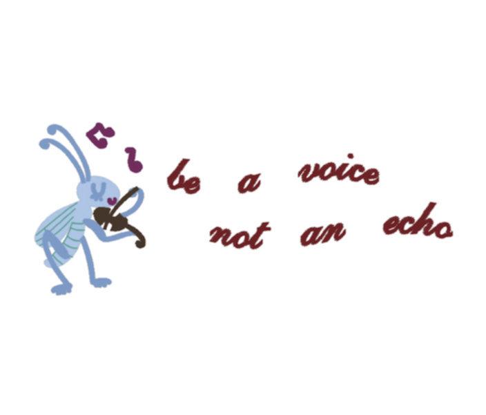 Stickdatei-be-a-voice