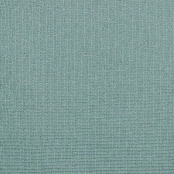 Waffel-Stoff - col. 018 grün
