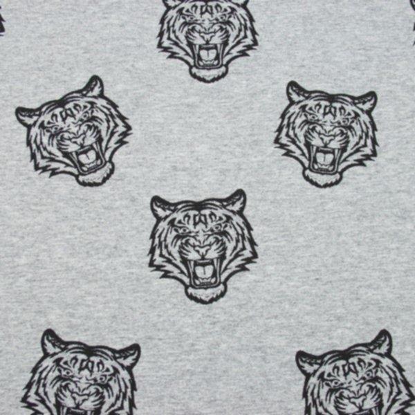 Jersey Tiger - grau meliert