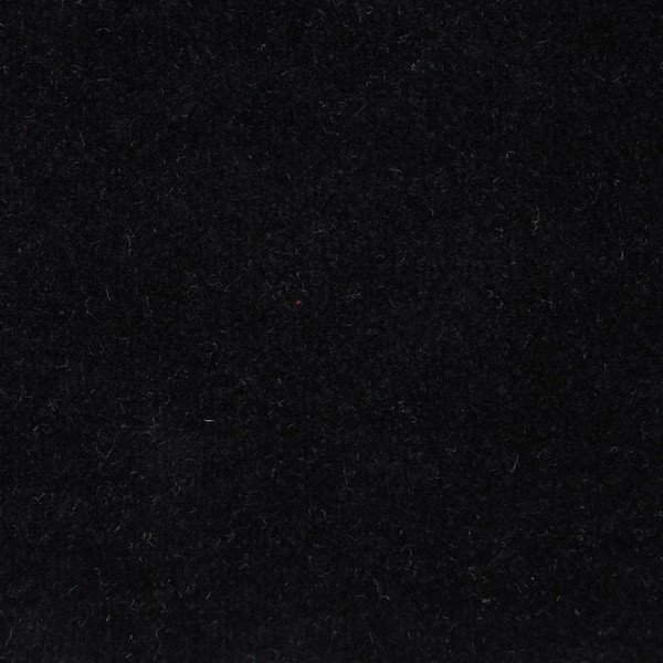 Nicky-Plüsch Uni - col. 900 schwarz