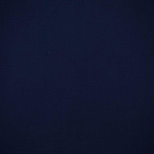 Double Gauze Uni - col. 005 navy