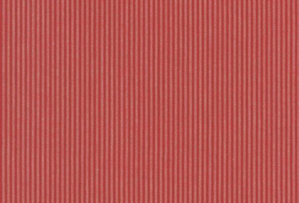 BW-Stoff Bern Streifen rot, hellrot