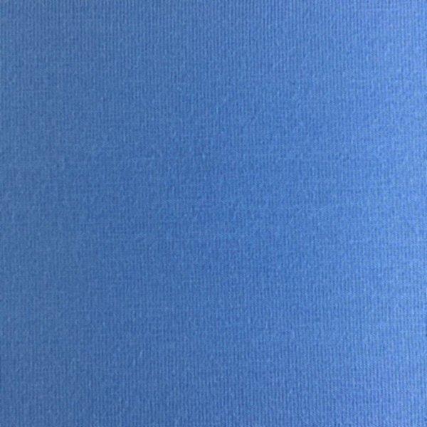 Jersey uni Baumwolle, hellblau