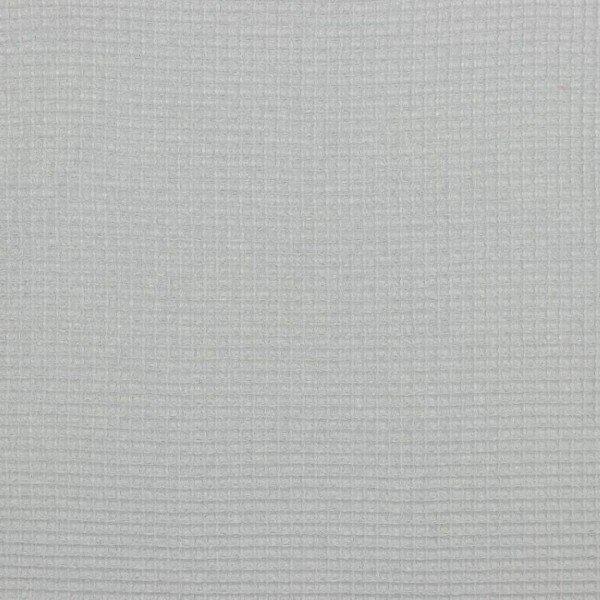Waffel-Stoff - col. 004 hellgrau