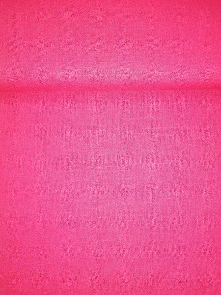 Leinen uni gefärbt rot