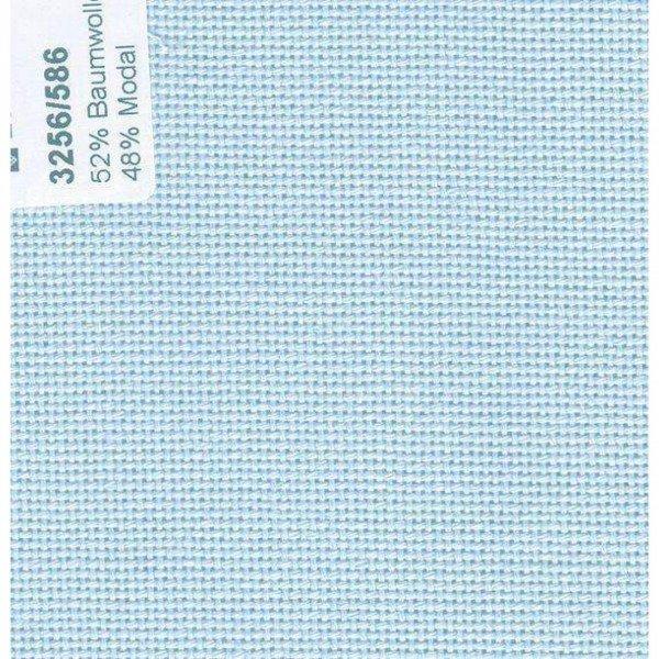 Aida-Kreuzstichband 5,4 Stiche/cm, Stickband 50mm - 1 weiß