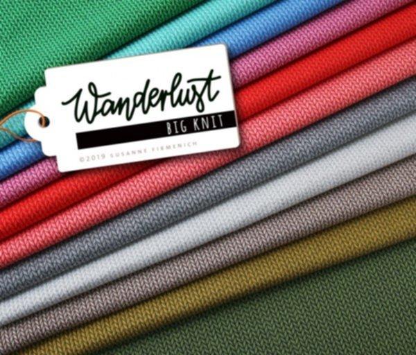 ALBStoffe Wanderlust-Big Knit Jacquard Jersey