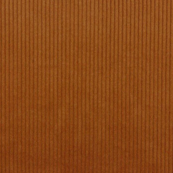 Washed Cord Uni - col. 014 cognac