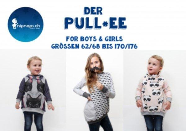 """Pull*ee"" Kids Pullover - Gr. 62/68 - 170/176"