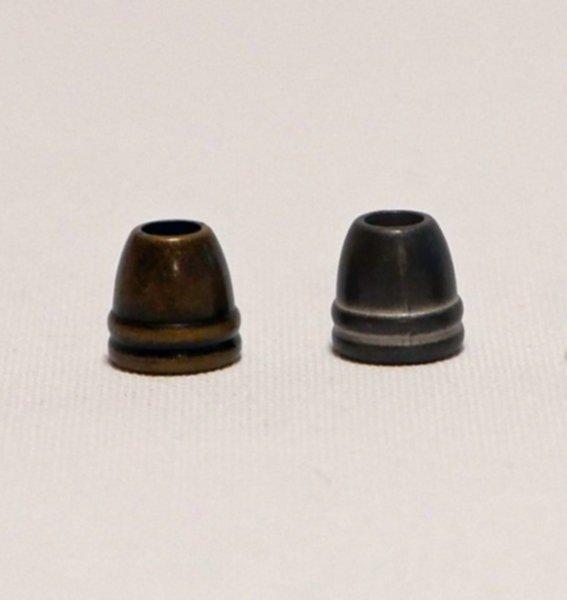 Kordel-Abschluss Metall - Fantasie - Metall (für 3-6mm Kordeln)