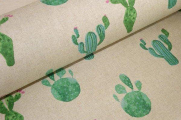 Canvas Kaktus