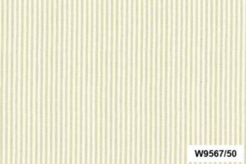 BW-Stoff Natur Streifen beige, natur