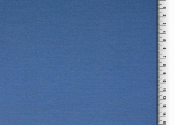 Jersey uni Baumwolle, violettblau