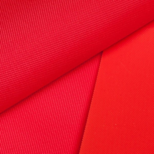 Rucksack-Nylon PVC - rot