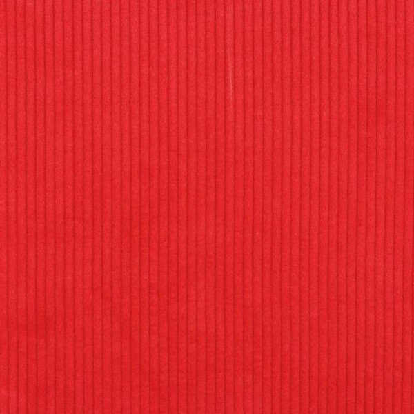 Washed Cord Uni - col. 026 red