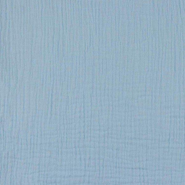 Double Gauze Uni - col. 031 blue