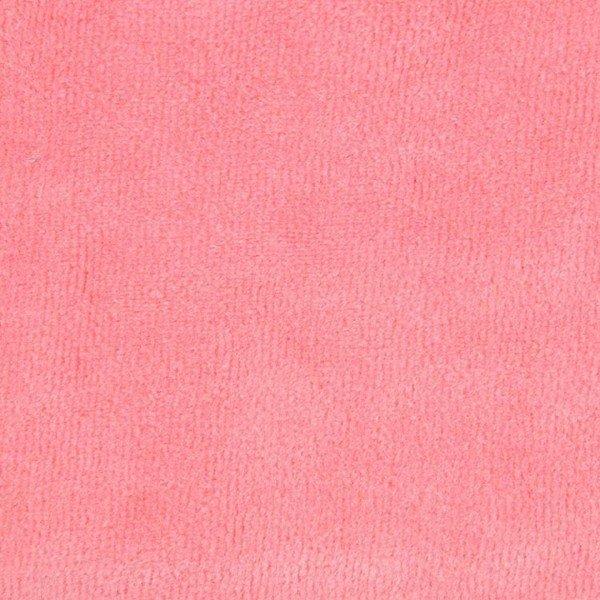 Nicky-Plüsch Uni - col. 613 flamingo