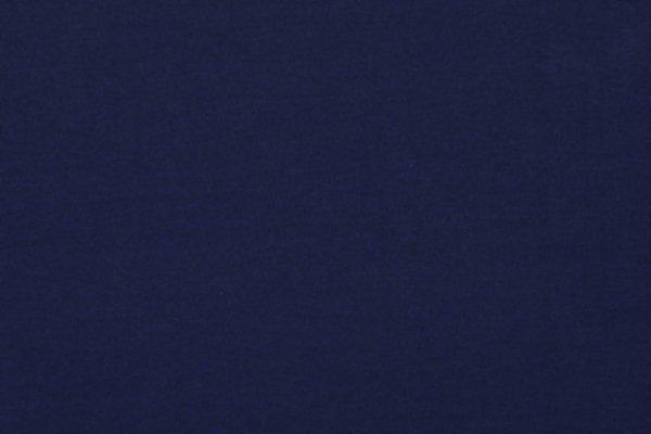 Jersey uni Baumwolle, dunkelblau/saphirblau