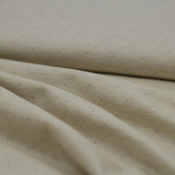 Jacquard Jersey Plain Stitches Weave Knit, meringa-yemen, Hamburger Liebe (Albstoffe)