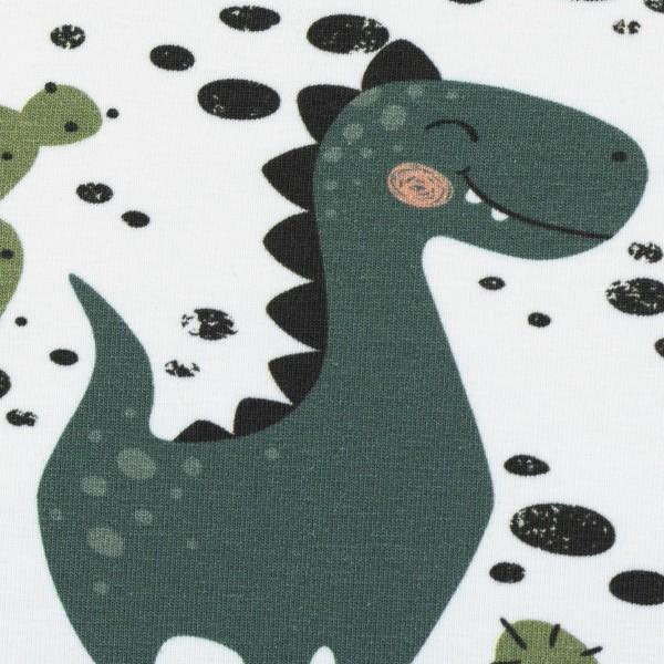 Swafing Basel French Terry Dino Kaktus