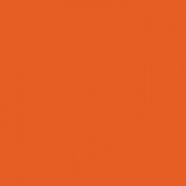Canvas Uni - col. 010 orange