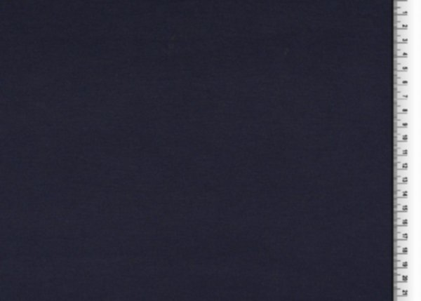 Ponte Roma (Romanit Jersey) uni, schwarzblau