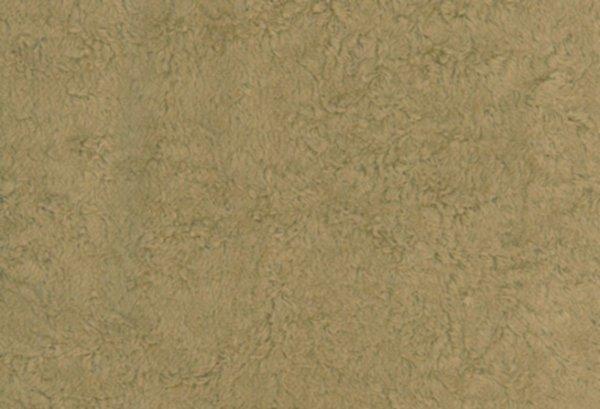 Frottee BW-Plüsch, kbA beige