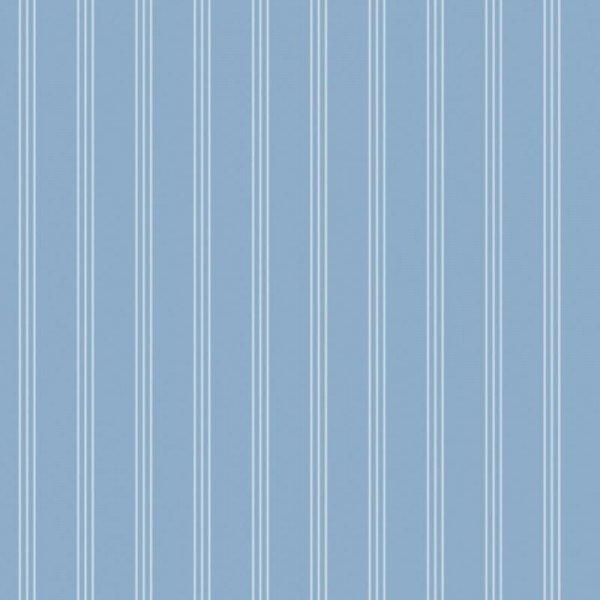 BW-Stoff Streifen blaugrau