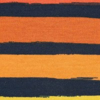 French Terry Stripes - col. 002 multicolor