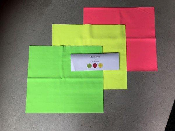 Softshell-Paket - Neon