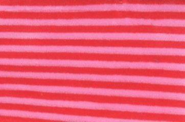 Nicki-Stoff Streifen rot-violett