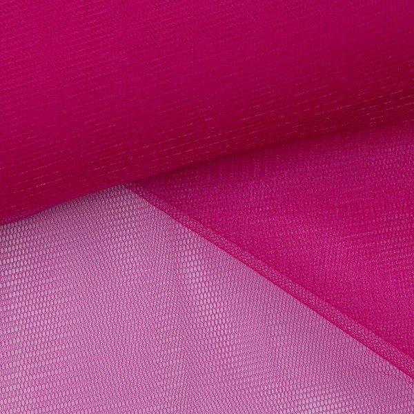 Tüll stark - Pink
