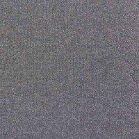 Glitter Jogging / French Terry - col. 001 dunkelgrau meliert