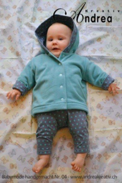 Babymode handgemacht Nr. 04