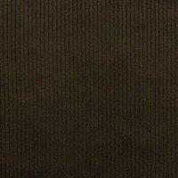 Washed Cord Uni - col. 005 dark brown