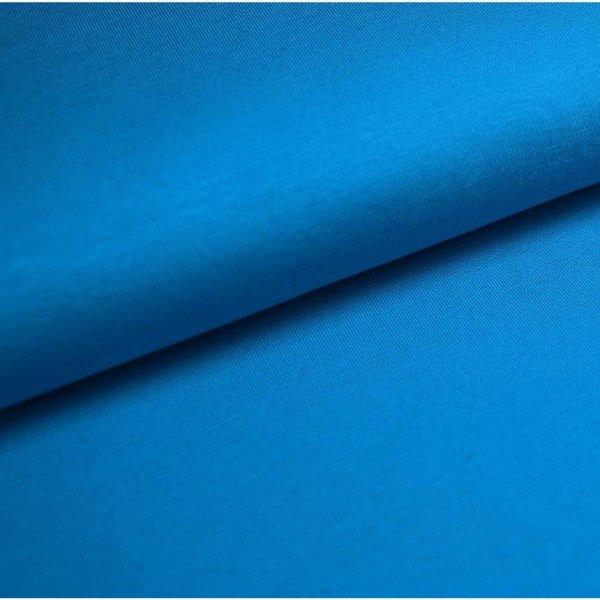 Jersey Uni 220 g/m² ca.150 cm col. 708 türkis