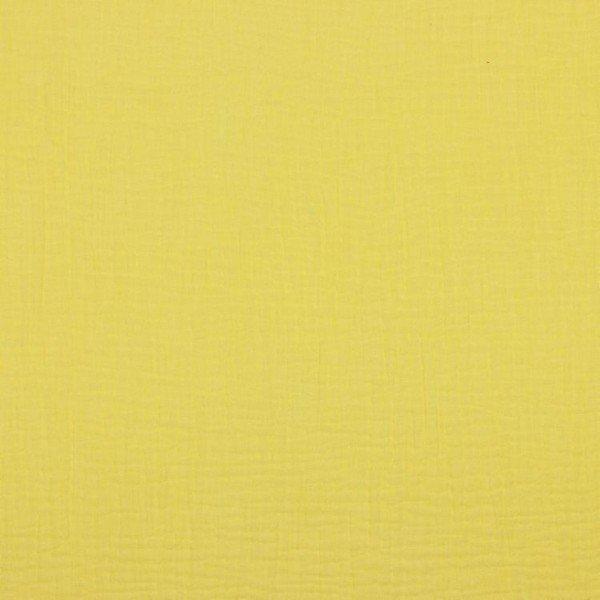 Double Gauze Uni - col. 026 soft gelb