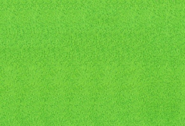 Walkfrottier Uni neon-grün