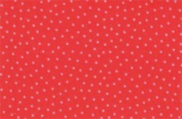 BW-Stoff Junge Linie Punkte klein rot-rosa