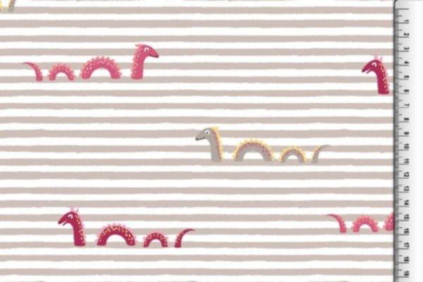 Jersey Schlange rosa