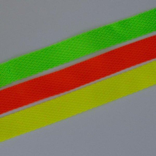 Einfassband Polypropylen - 20mm - NEON