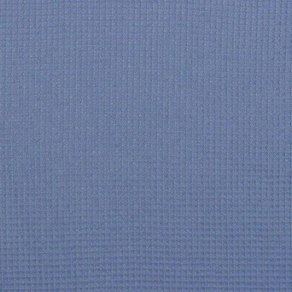 Waffel-Stoff - col. 016 blue