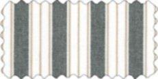 BW-Stoff Chicago Streifen beige, weiss, dunkelblau
