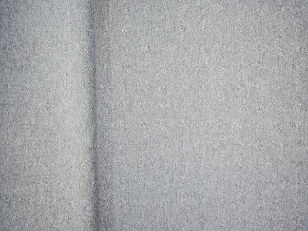 Jersey-Stretch uni gefärbt grau meliert