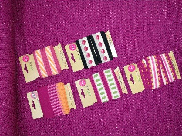 Albstoffe Sparkle Knit Knit Glow Edition